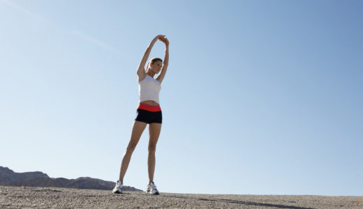 タバタ式トレーニングの4分エクササイズで体脂肪撃退!