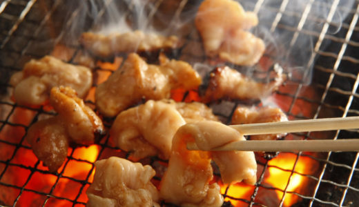 ホルモン・焼肉のダイエット中の太らない食べ方5つのポイント!
