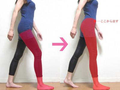 膝が曲がってる?歩き方の癖でわかるあなたの脚が痩せない理由