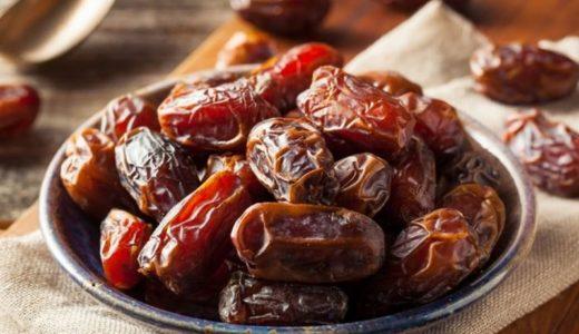デーツの栄養価とスイーツレシピ ダイエットに最適なドライフルーツ