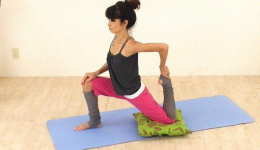 股関節ストレッチで下半身ダイエット効果!関節を柔らかくする方法