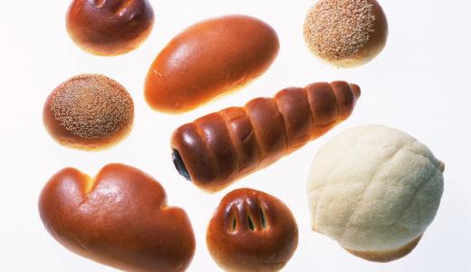 菓子パン・食パンは太る?太らない食べ方