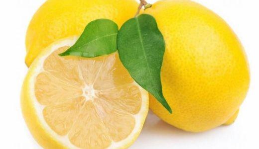 レモンのダイエット効果と上手な取り入れ方・白湯などのレシピ
