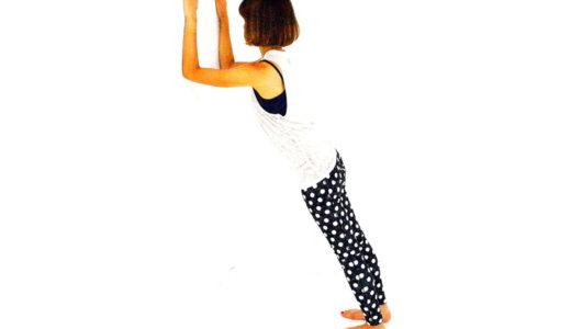 壁を使ってプランク!週2でOKの太り防止体幹トレーニング