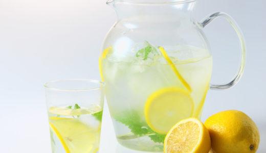 レモン白湯を朝に飲んでダイエット!40代におすすめな理由
