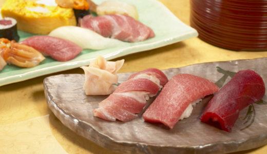 【寿司1貫のカロリー表】 高カロリー・低カロリーな寿司ネタとは?