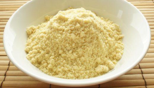 粉豆腐でダイエット!高野豆腐パウダーは中性脂肪の低下にも効果的