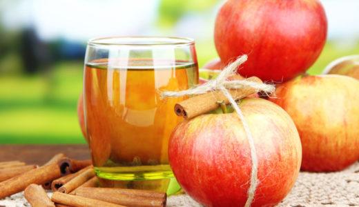 アップルシナモンウォーターでダイエット!りんごの持つ美容効果とは