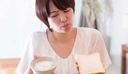 朝ごはんにパンを食べると太る?痩せる朝食で簡単ダイエット!
